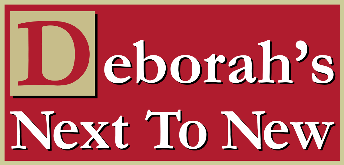 Deborah's Next To New